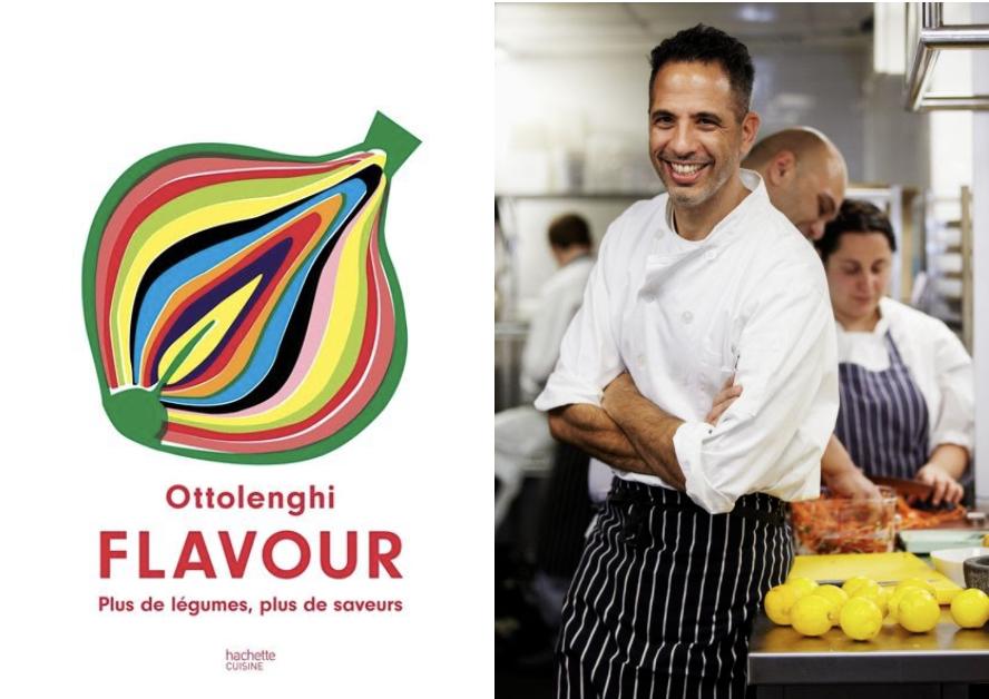 Ottolenghi est de retour (avec un nouveau best-seller) !