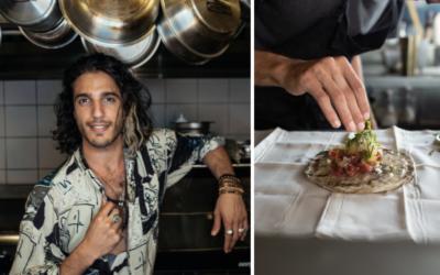 Le recette préférée 2020 de Julien Sebbag: le tartare de thon au kiwi jaune