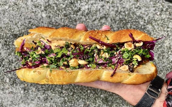 Le sandwich culte de Julien Sebbag