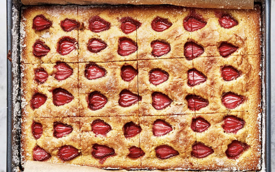 L'ultime gâteau aux fraises