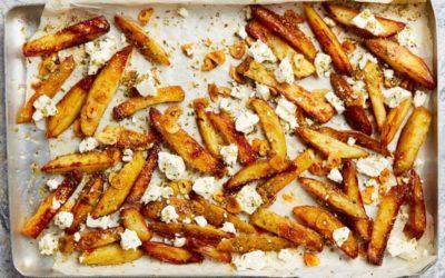 Les frites sans friteuse d'Ottolenghi