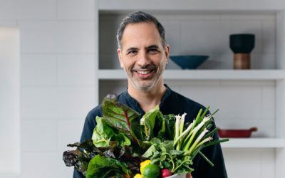 3 salades par Yotam Ottolenghi