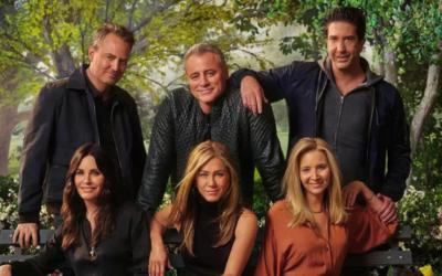 Le retour de Friends : où le voir ?