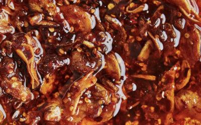 Chile crisp, la sauce qui chauffe
