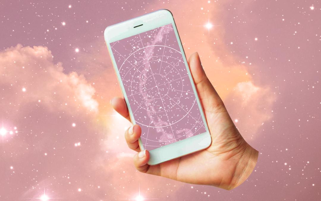 Les meilleurs apps d'astrologie